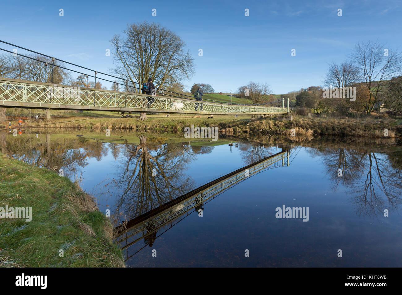 Burnsall, North Yorkshire Stockfoto