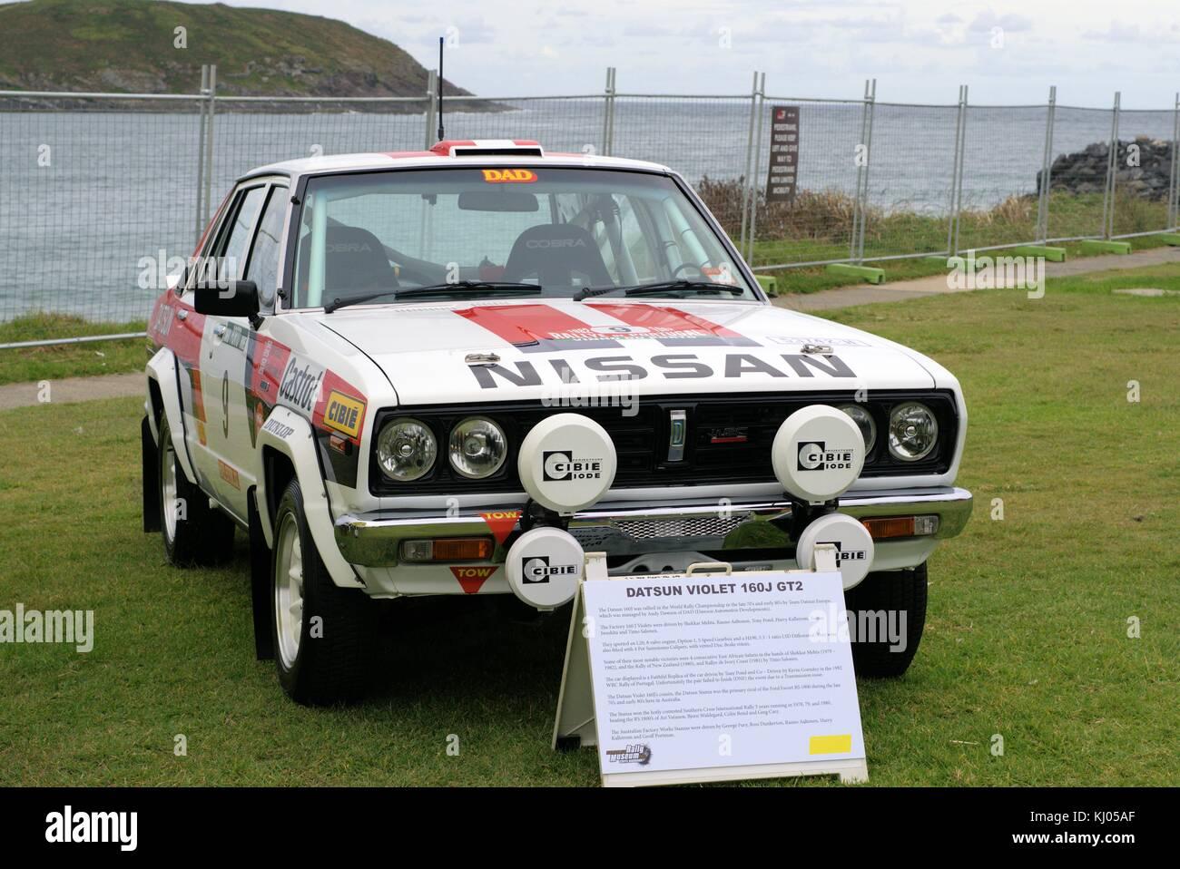 Racing Rally Car Stockfotos Racing Rally Car Bilder Alamy