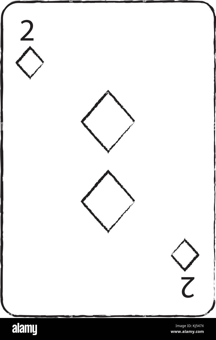 Wunderbar Leere Spielkartenvorlage Bilder - Beispiel Wiederaufnahme ...