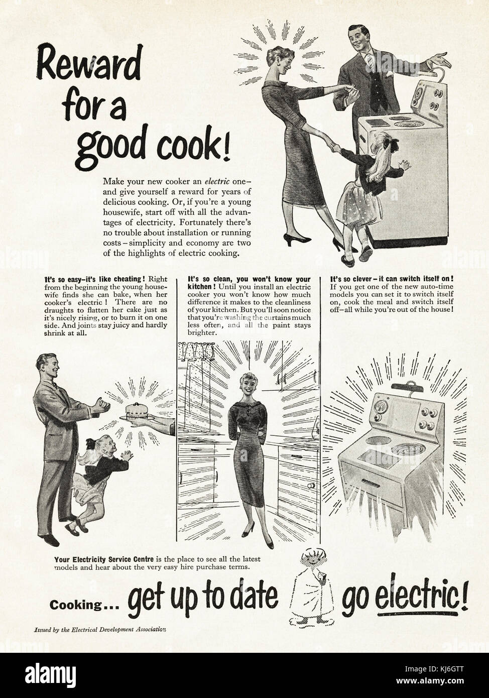 Housewife 1950\'s Archive Stockfotos & Housewife 1950\'s Archive ...