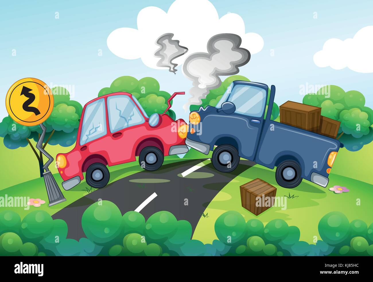 Accident Vectors Stockfotos & Accident Vectors Bilder - Seite 2 - Alamy