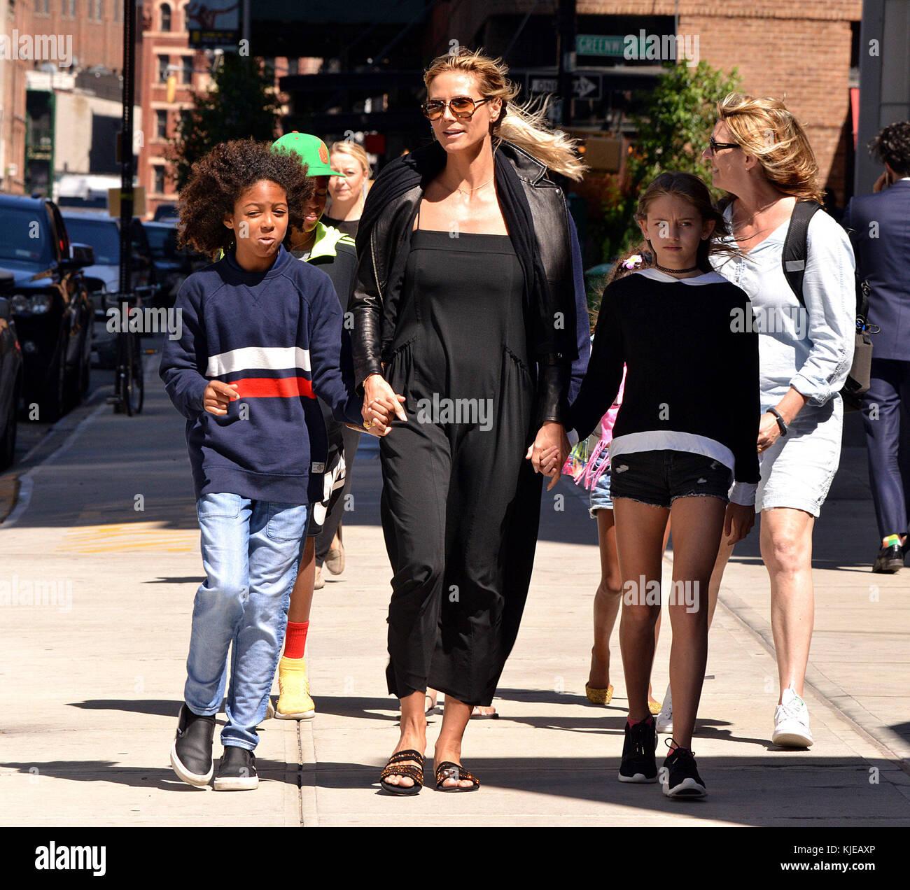 Heidi Klum Kids Leni