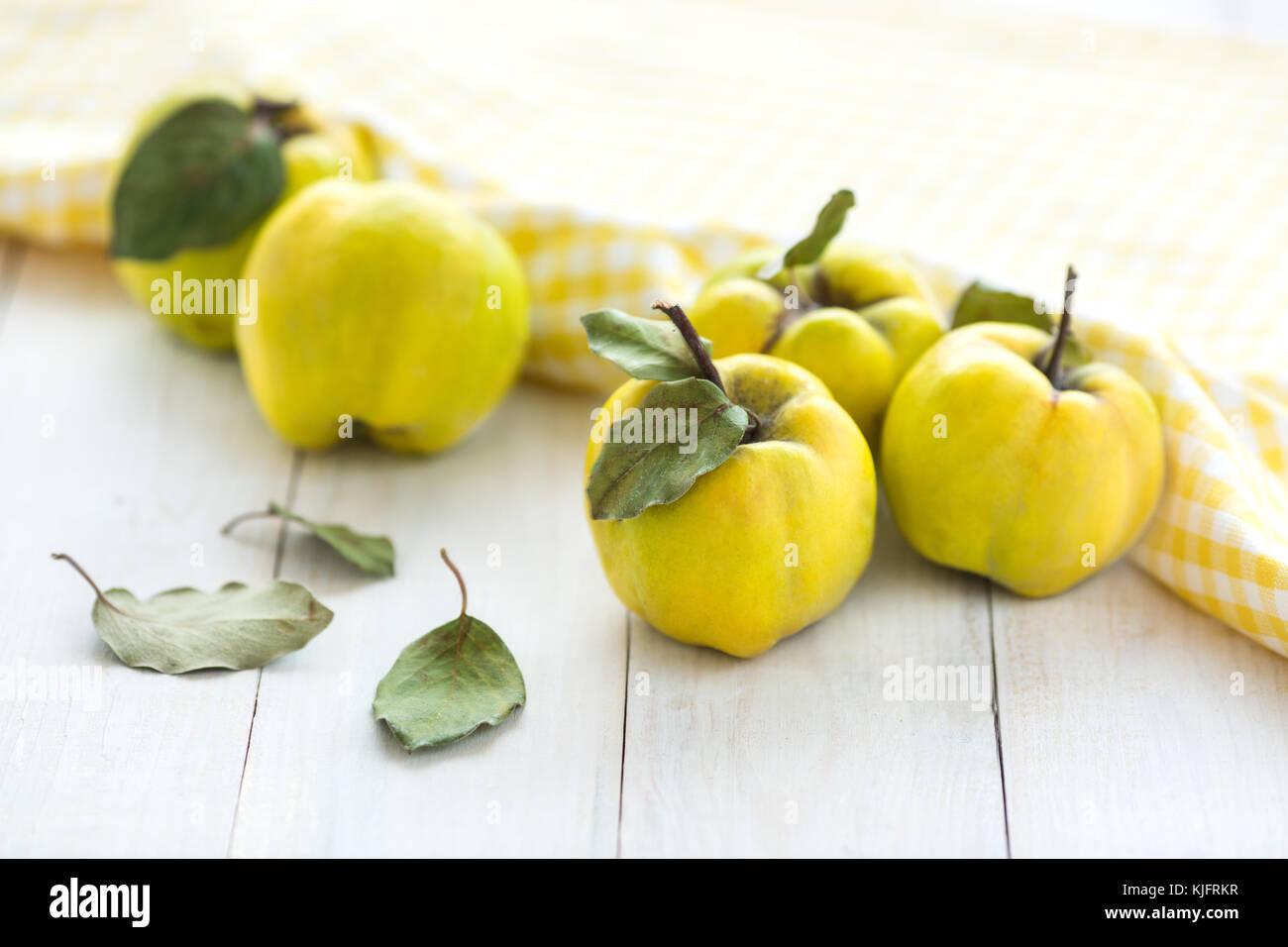 Reichtum, Zuschneiden, füllhorn Konzept. Auf der strahlend weiße Oberfläche der Tabelle Es gibt Früchte Stockbild