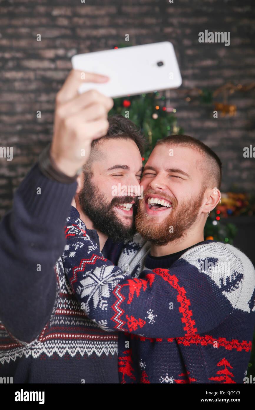 Gay Christmas Stockfotos & Gay Christmas Bilder - Alamy