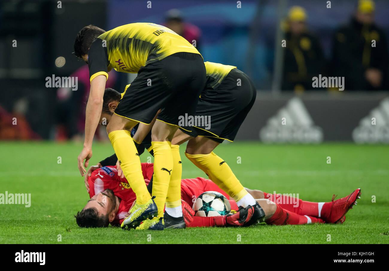 Roman BГјrki Verletzt