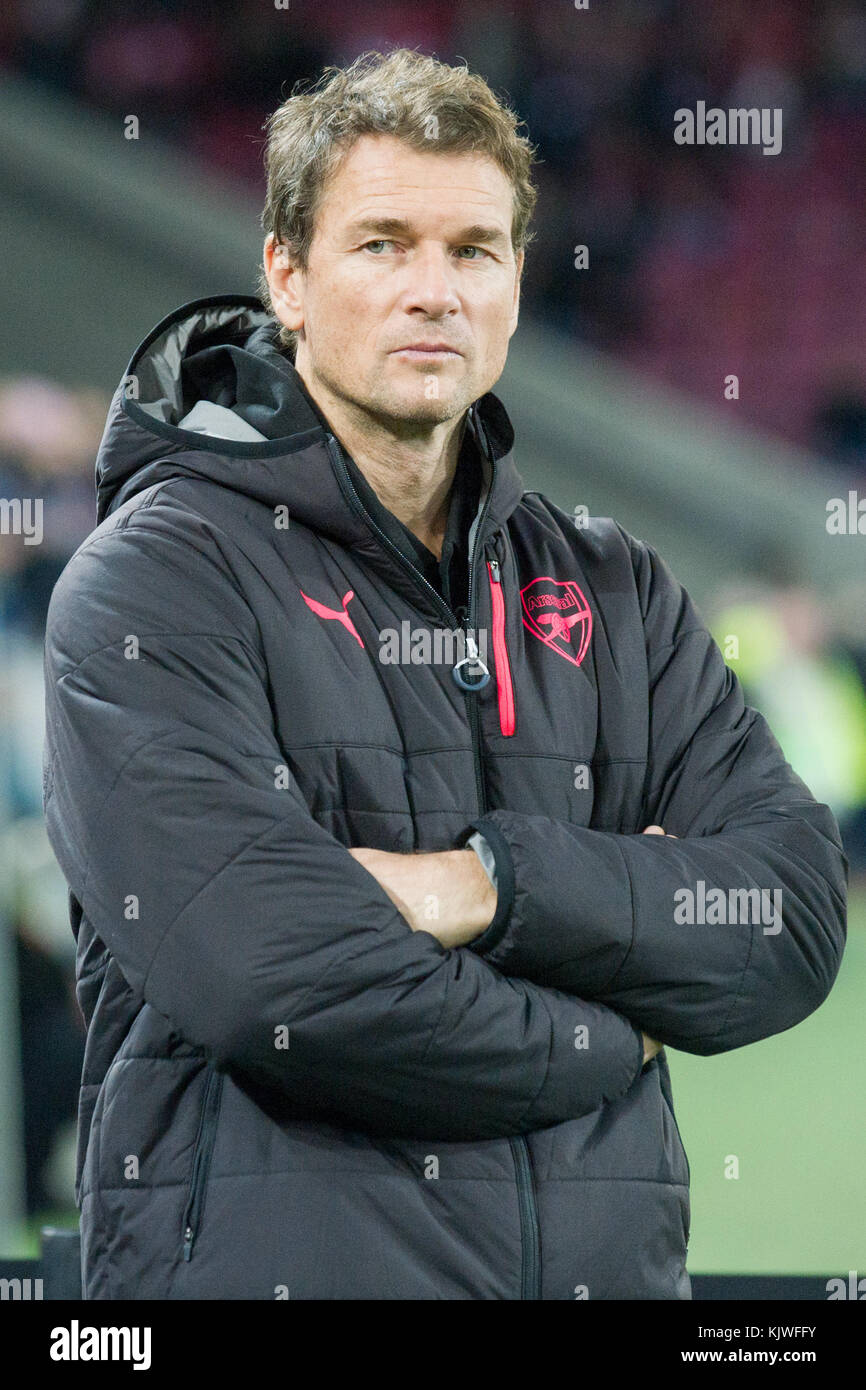 Koeln Deutschland 23 Nov 2017 Jens Lehmann Co Trainer Ars