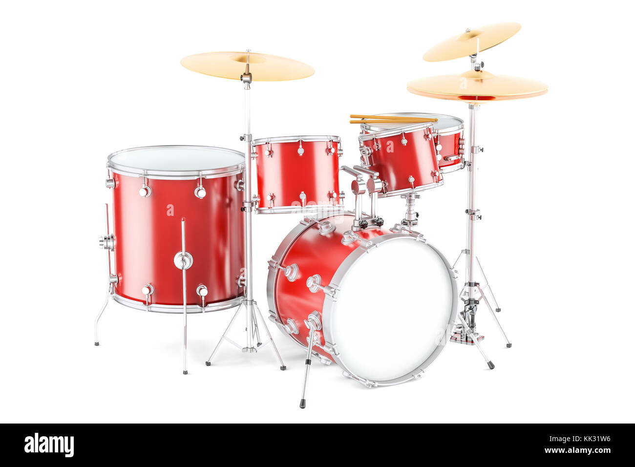 Cymbals Isolated Stockfotos & Cymbals Isolated Bilder - Alamy