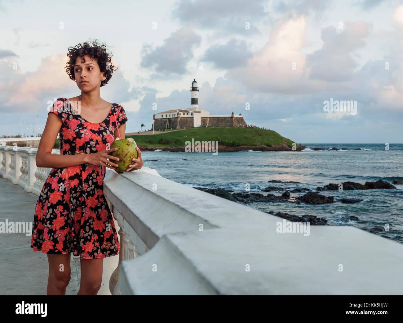 brazil bahia state brazilian girl stockfotos brazil bahia state brazilian girl bilder alamy. Black Bedroom Furniture Sets. Home Design Ideas