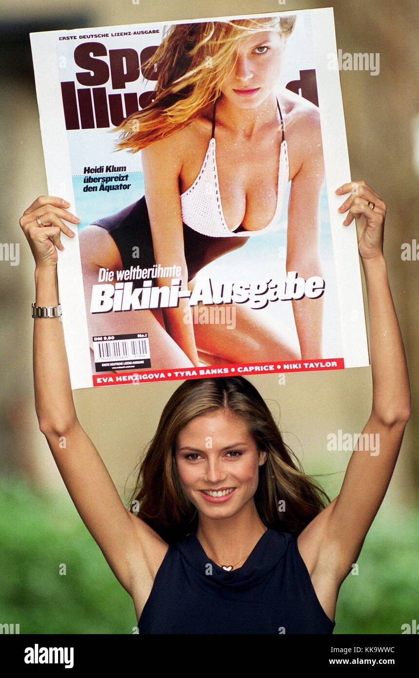 bikini erste illustrierte sport