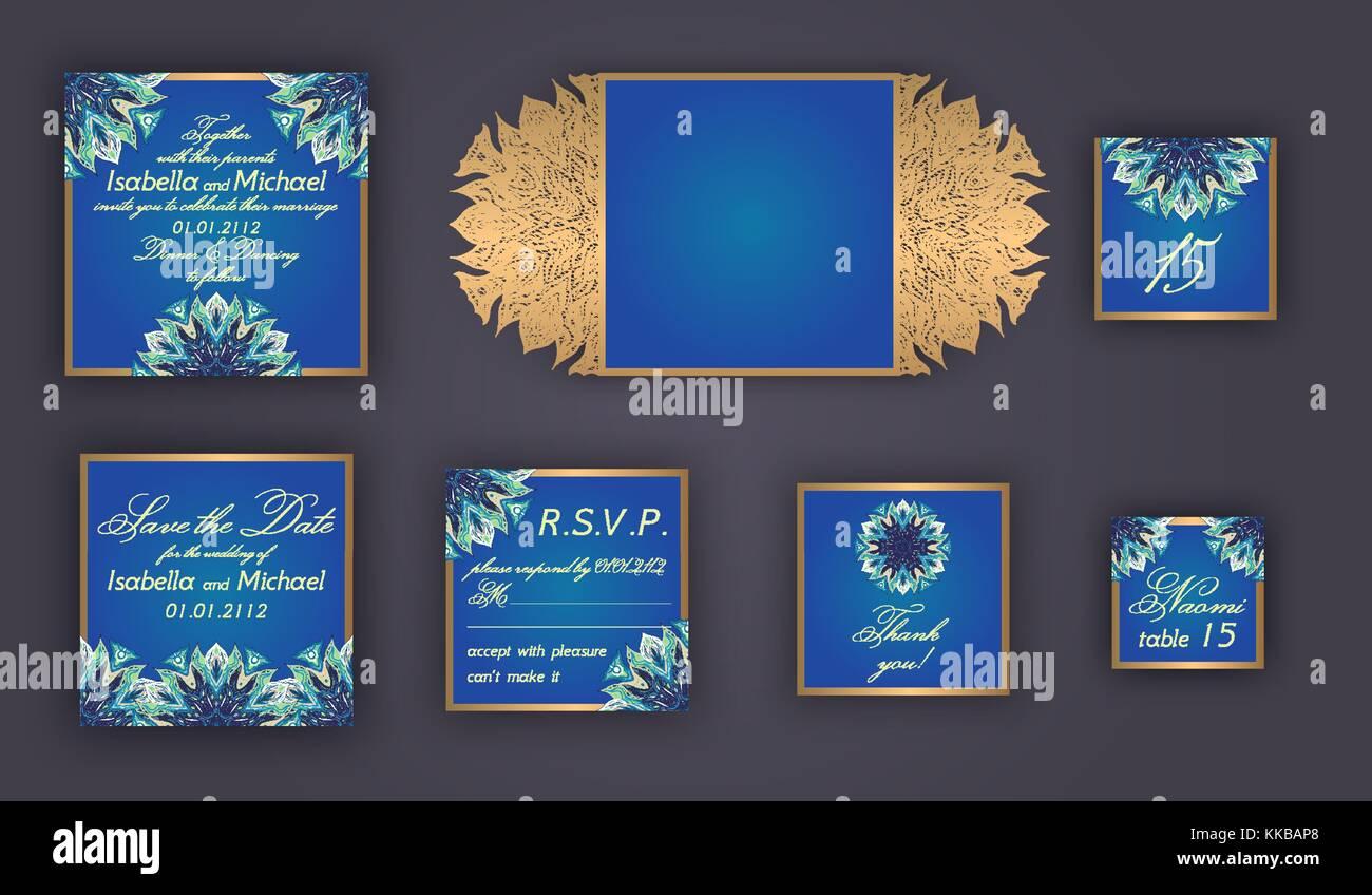 Jahrgang einladung hochzeit design gehören einladungskarte datum speichern rsvp karte danke karte tabellen karten papier spitze briefumschlag