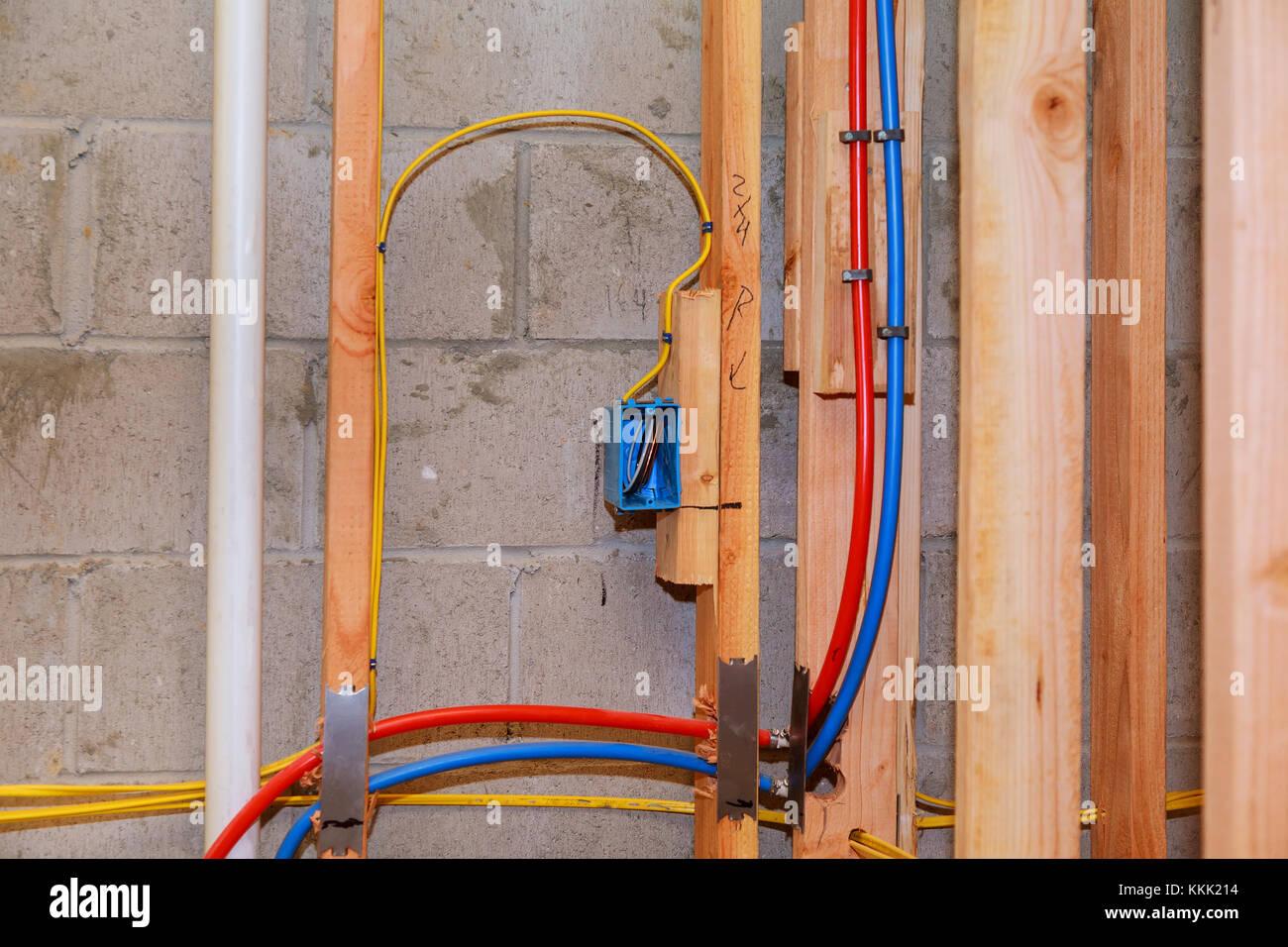 Tolle Gebäude Elektrische Verkabelung Bilder - Elektrische ...