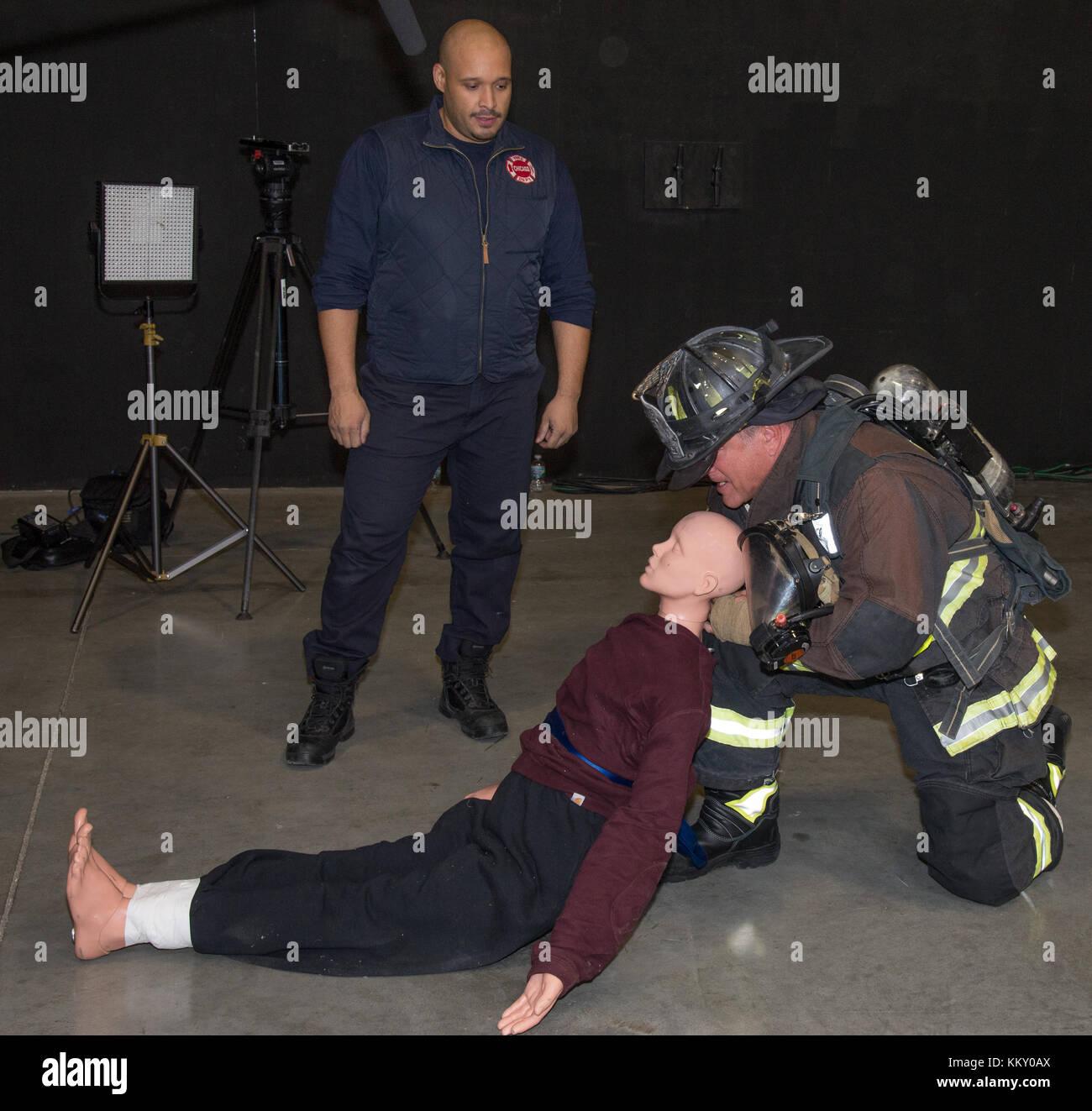 Chicago Fire Darsteller