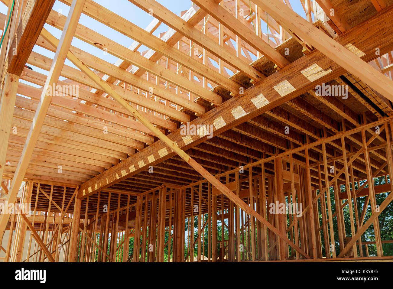 Timber Roof Truss Stockfotos & Timber Roof Truss Bilder - Seite 3 ...