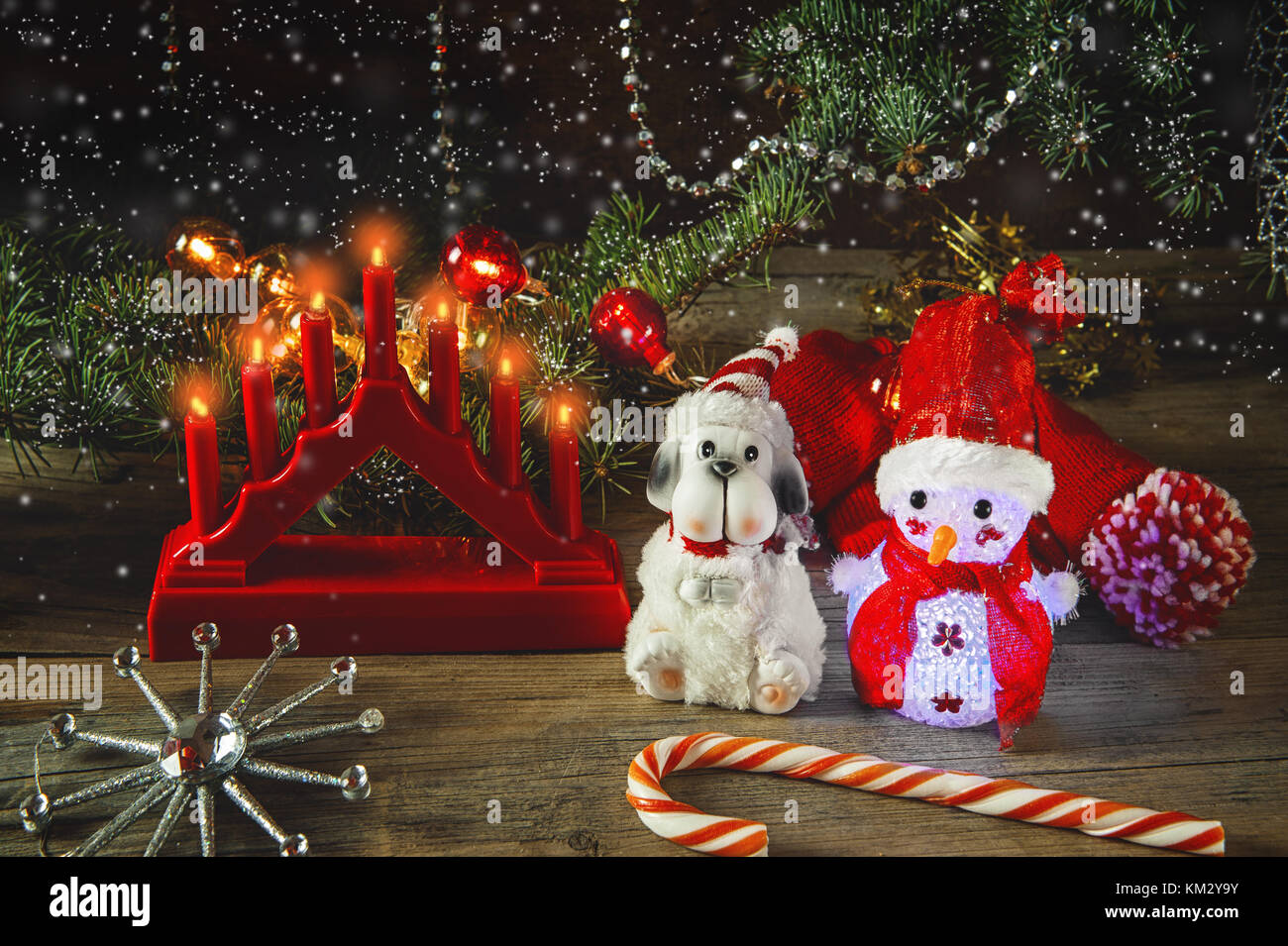 cosy christmas tree stockfotos cosy christmas tree bilder alamy. Black Bedroom Furniture Sets. Home Design Ideas