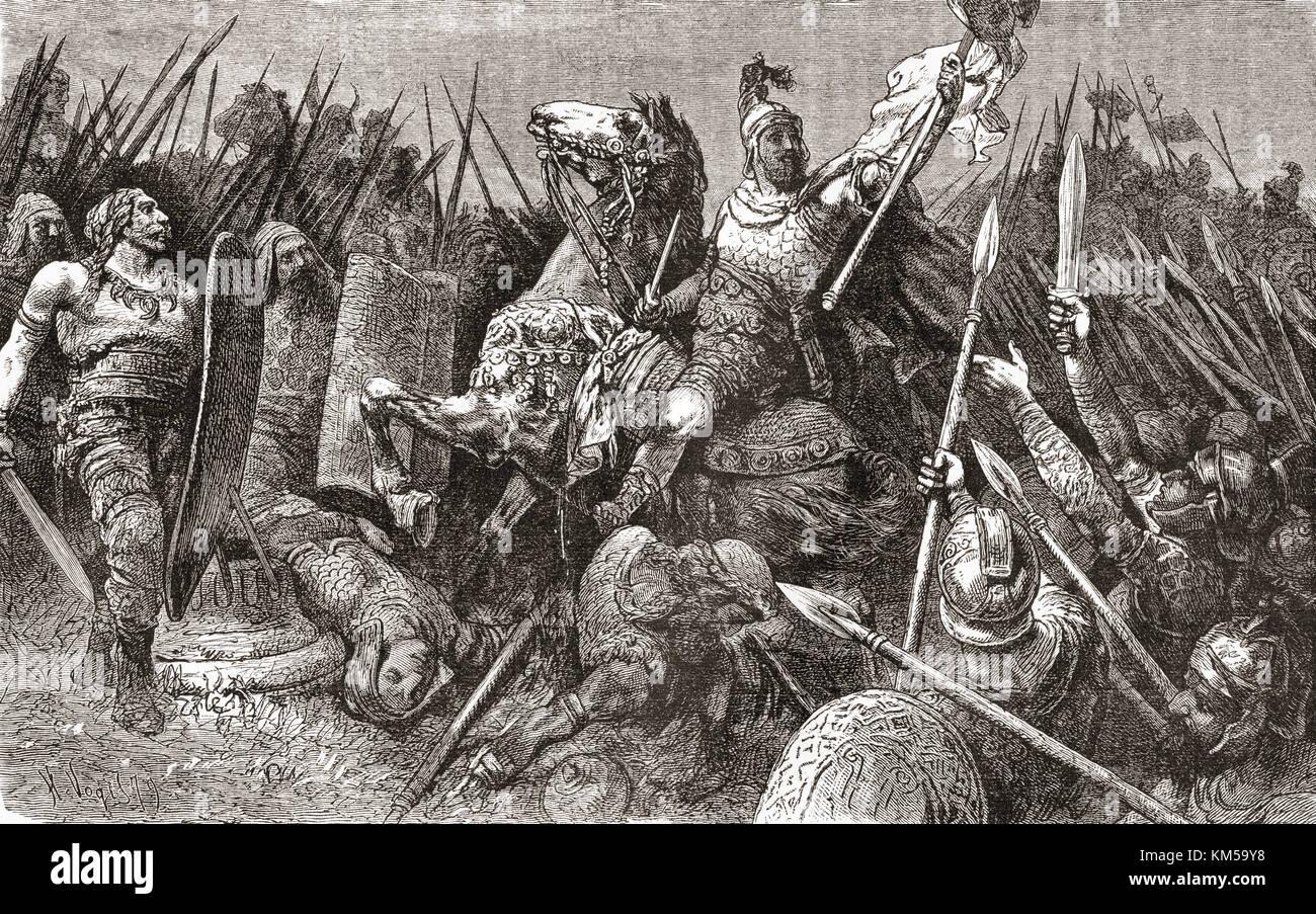 belisarius f hrt die r mische armee gegen die goten 540 ad flavius belisarius c 505 565. Black Bedroom Furniture Sets. Home Design Ideas