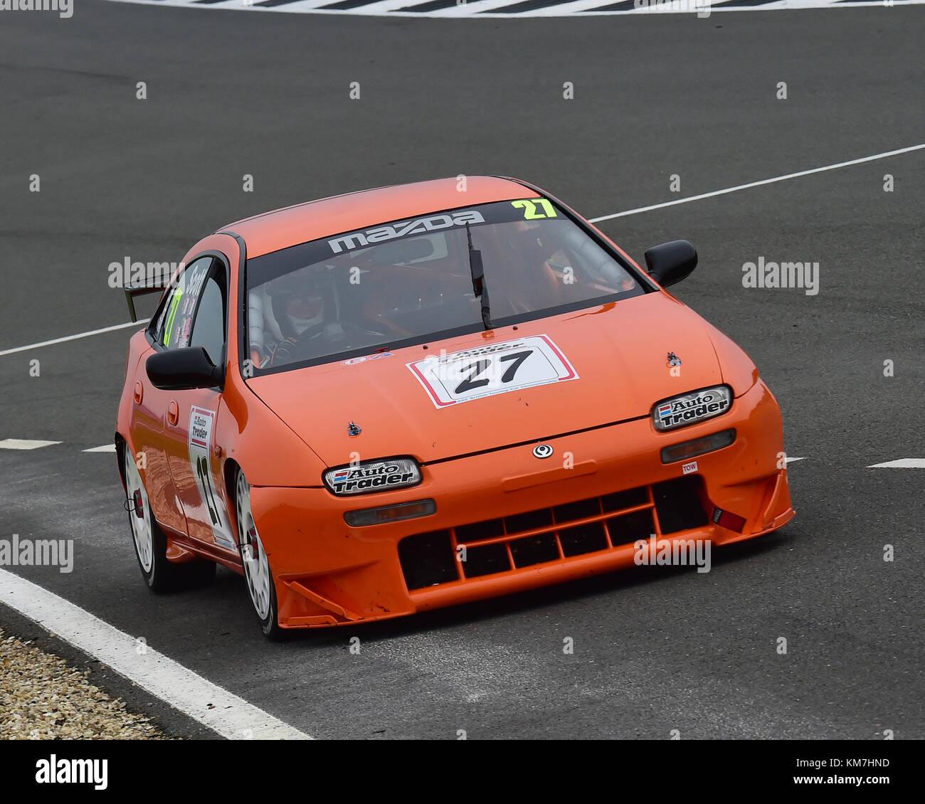 Allan Scott Mazda 323 Super Tourenwagen Trophy Silverstone