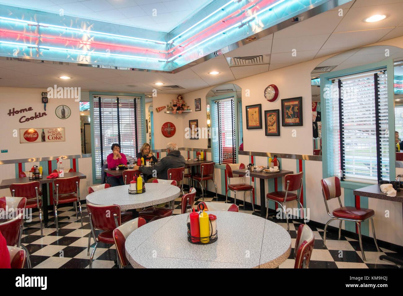 1950s Restaurant Stockfotos & 1950s Restaurant Bilder - Alamy