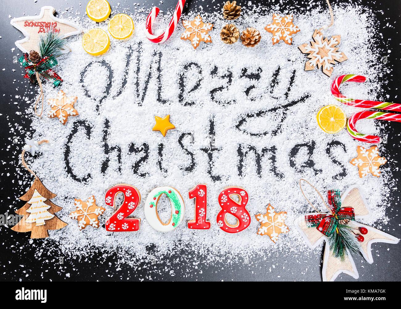 merry christmas 2018 stockfotos merry christmas 2018. Black Bedroom Furniture Sets. Home Design Ideas