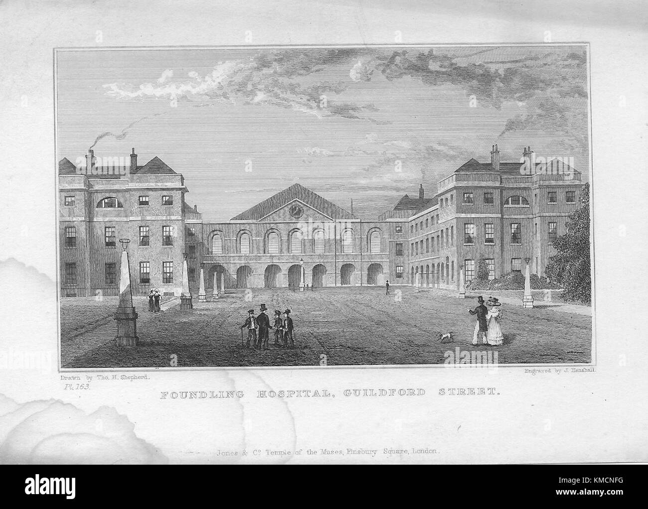 Simply matchless London foundling hospital consider