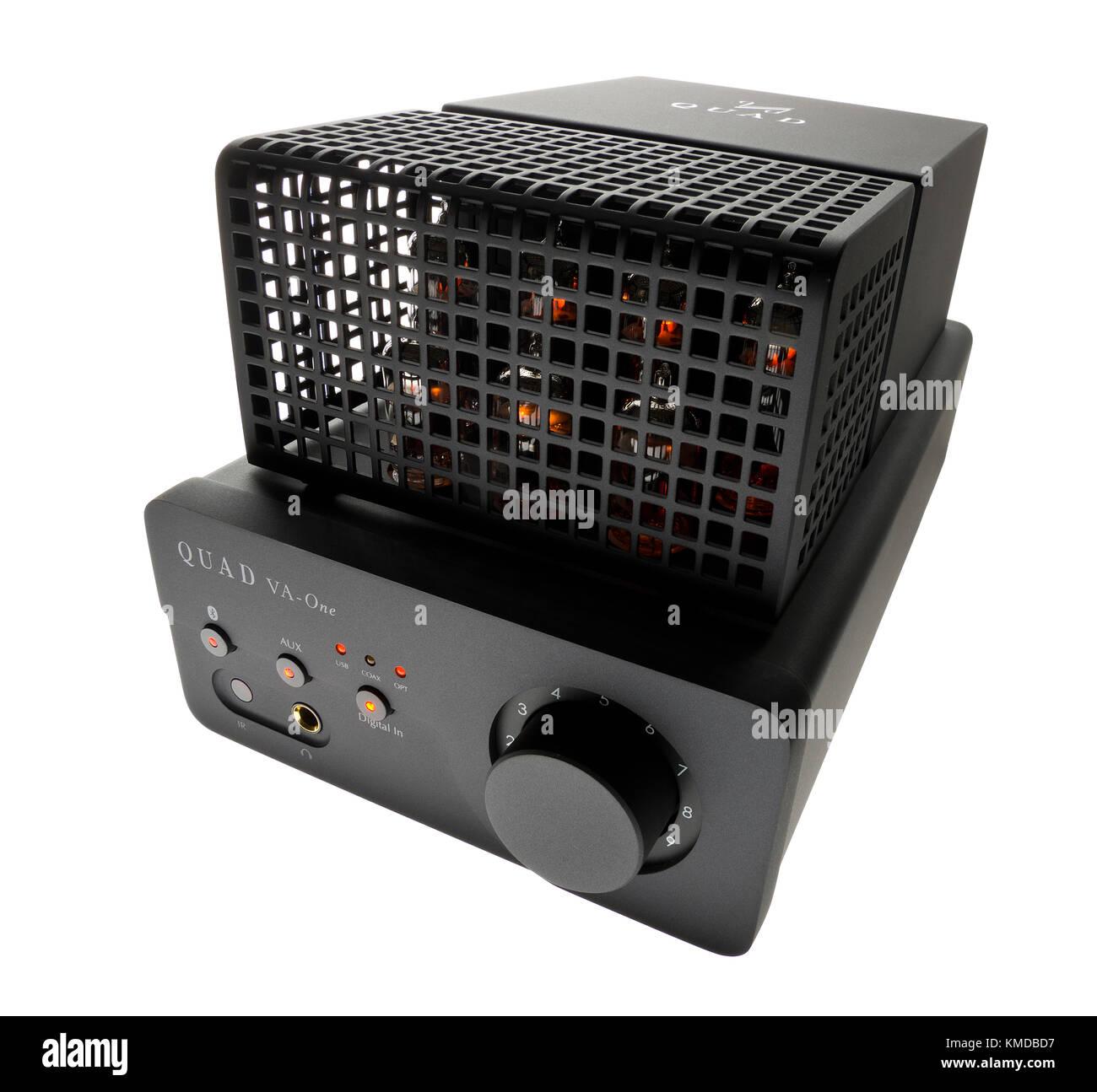 Valve Amplifier Stockfotos & Valve Amplifier Bilder - Alamy