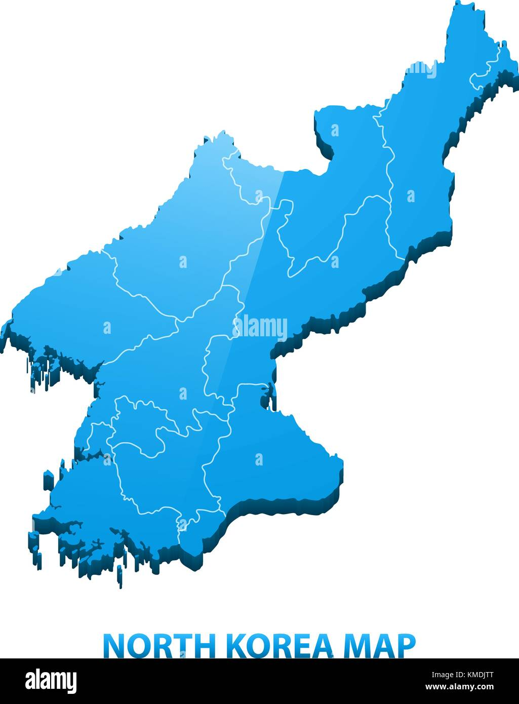 Grenze Nordkorea Südkorea Karte.Map Korea Peninsula Stockfotos Map Korea Peninsula Bilder Alamy