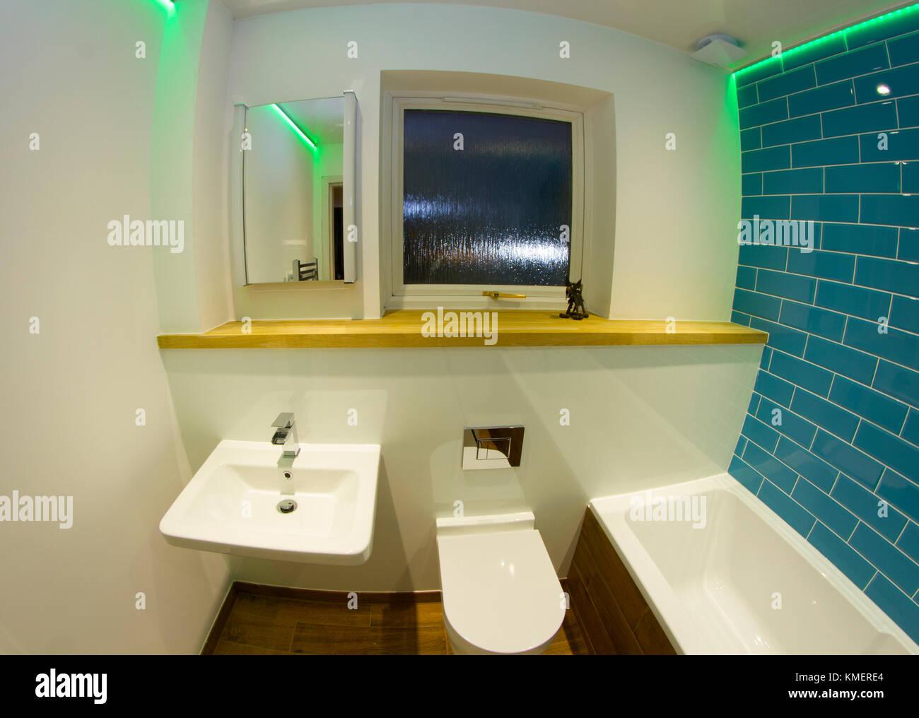 Designer Badezimmer Stockfoto, Bild: 167512188 - Alamy
