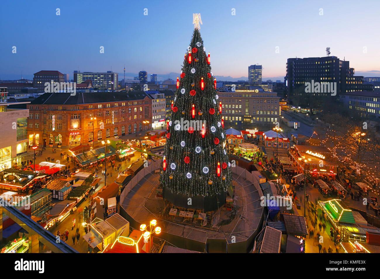 Christmas Fair Dortmund Stockfotos & Christmas Fair Dortmund Bilder ...
