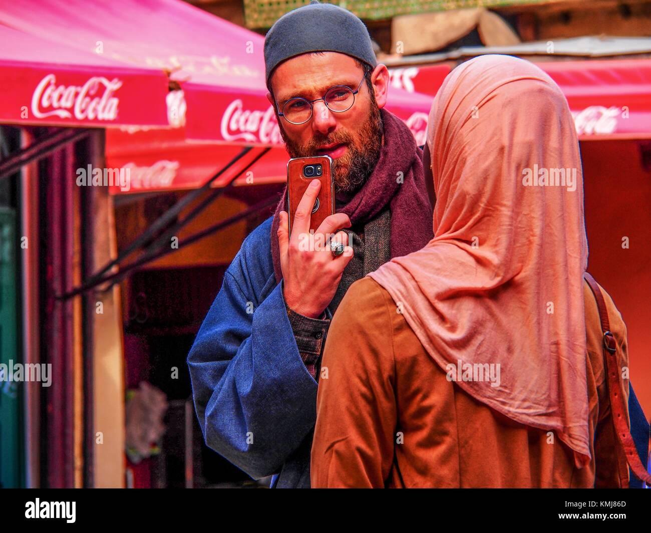 Dating-Websites für Moslems konvertiert