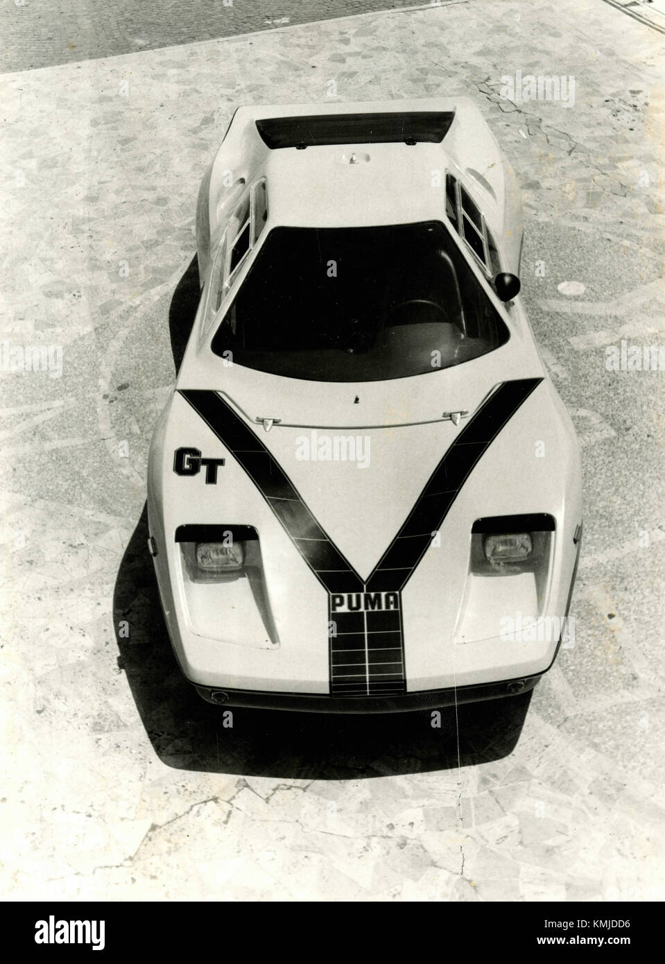 Puma GT-Auto Stockbild