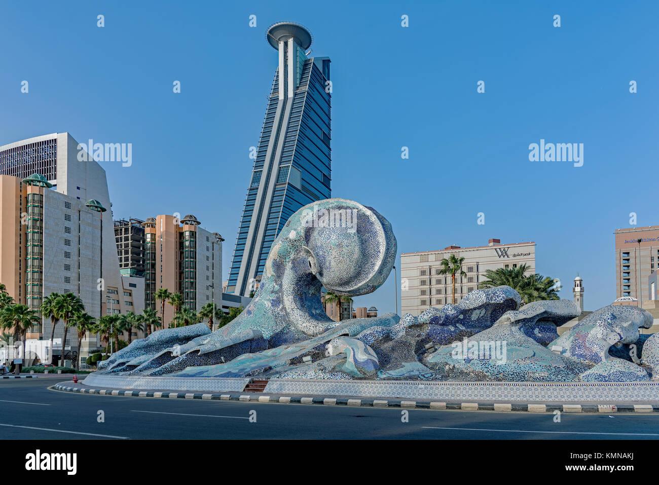 Saudi Arab Stadt