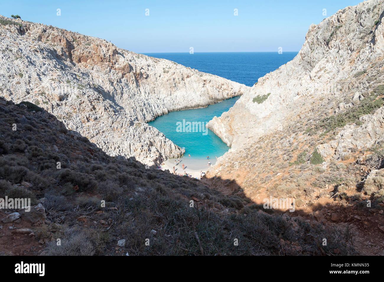 Wetter Kreta, Griechenland