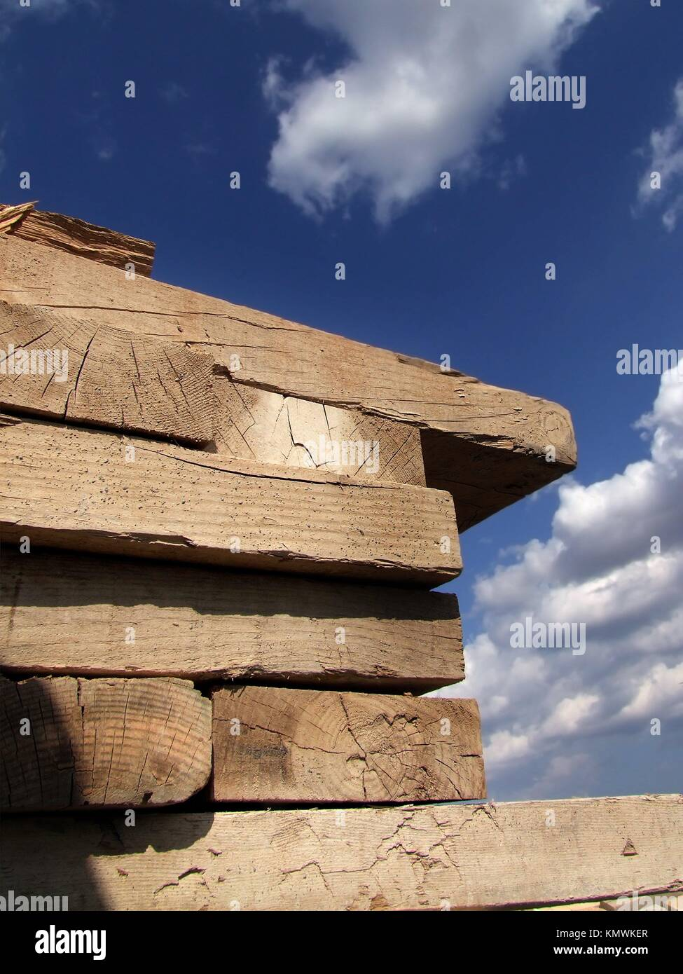 Materiales de construcción Stockbild