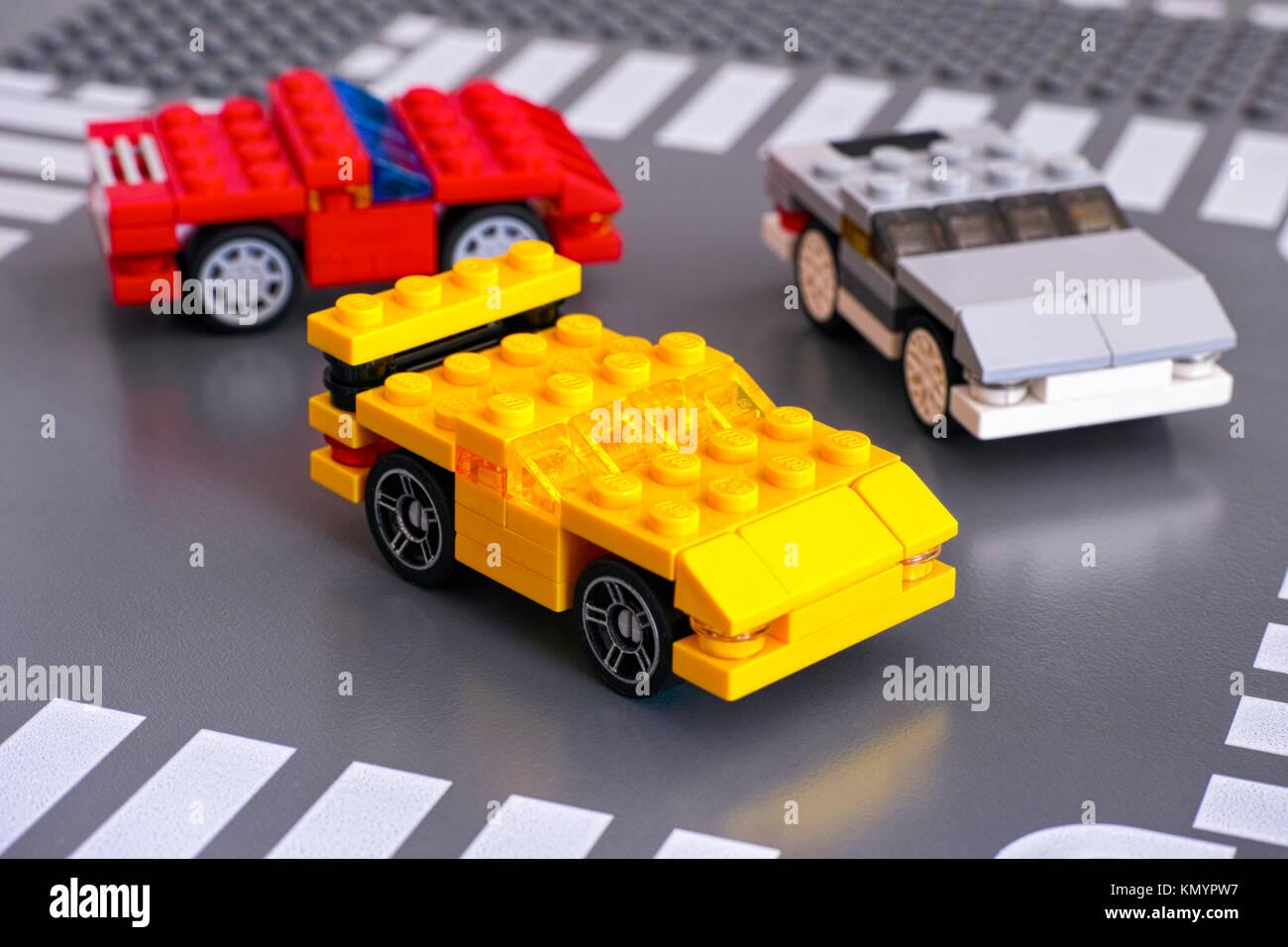 Lego Auto Stockfotos Lego Auto Bilder Alamy