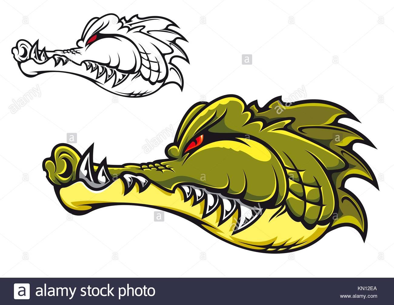 malvorlage krokodil kopf  tippsvorlage