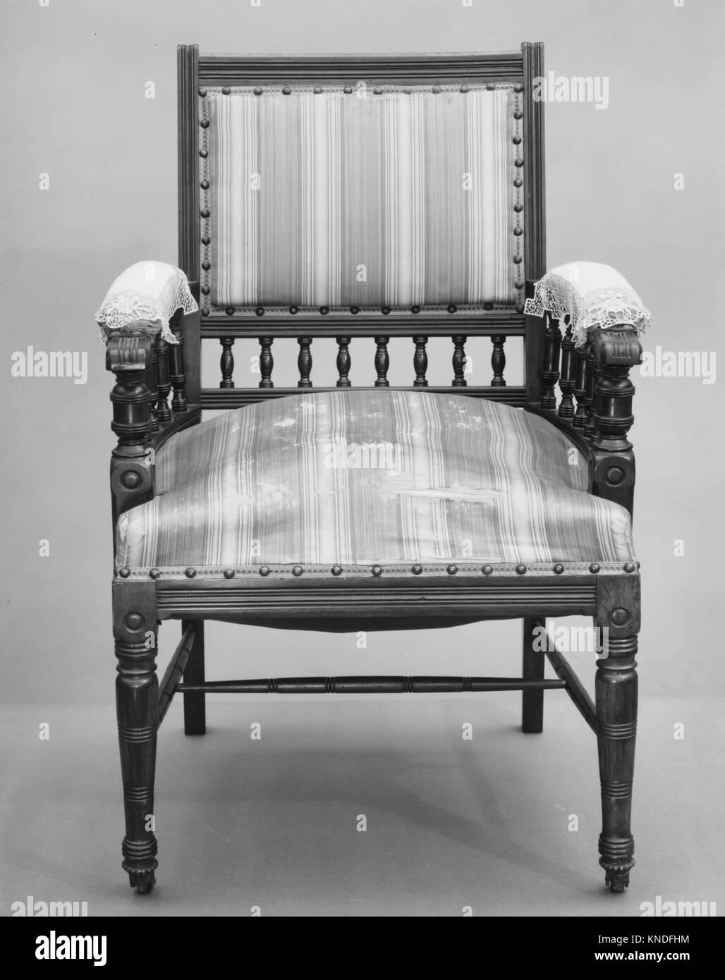 Sessel Met 199194 245 Amerikanische Sessel 187780 Mahagoni 36 X