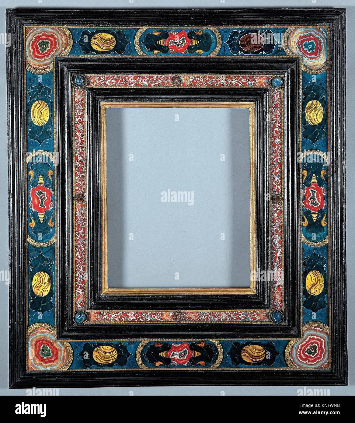 Cassetta Rahmen. Datum: 1900-1910 (Stil Anfang des 18. Jahrhunderts ...