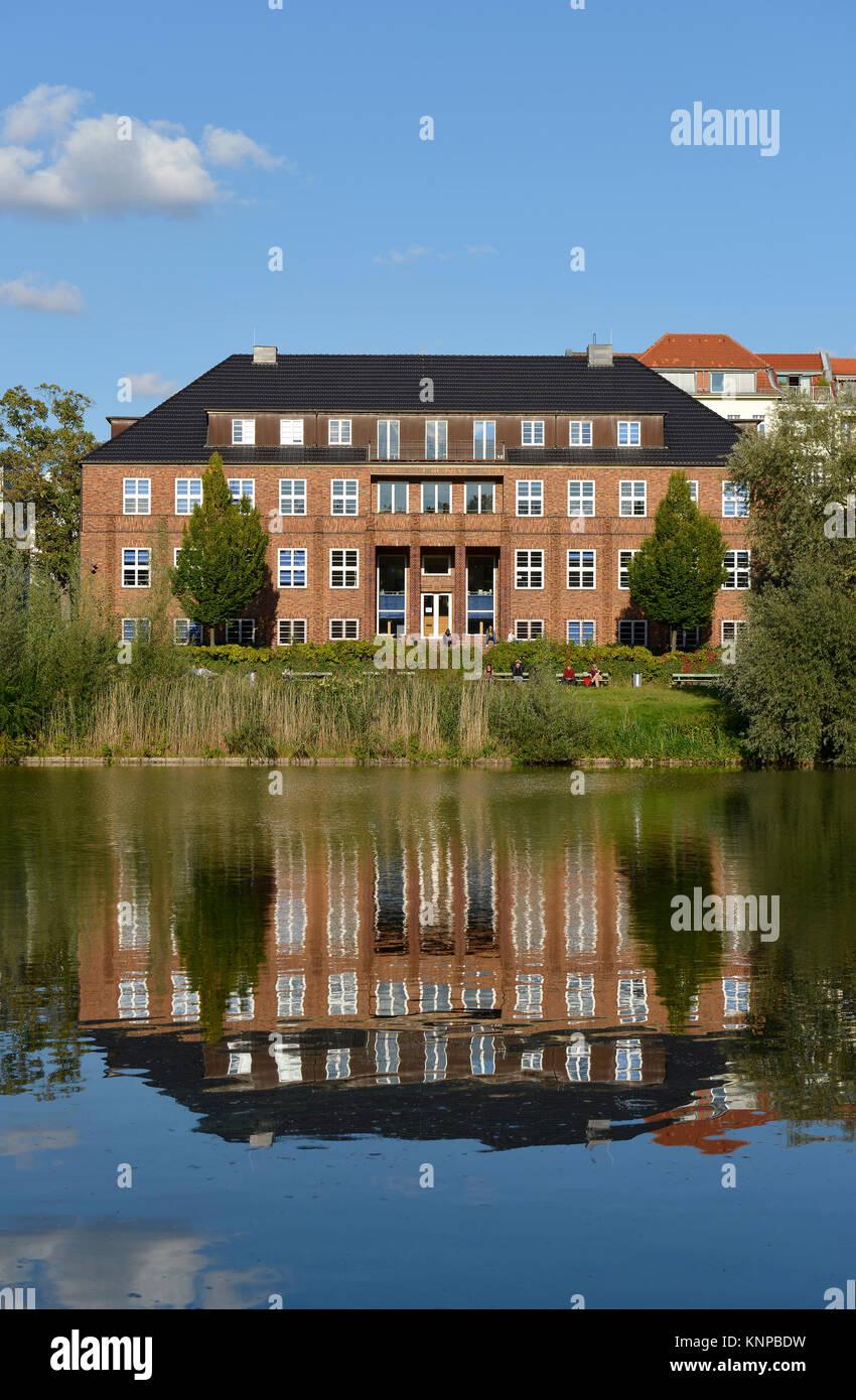 Haus Der Knappen Welle Professional Association Lietzensee Kuno