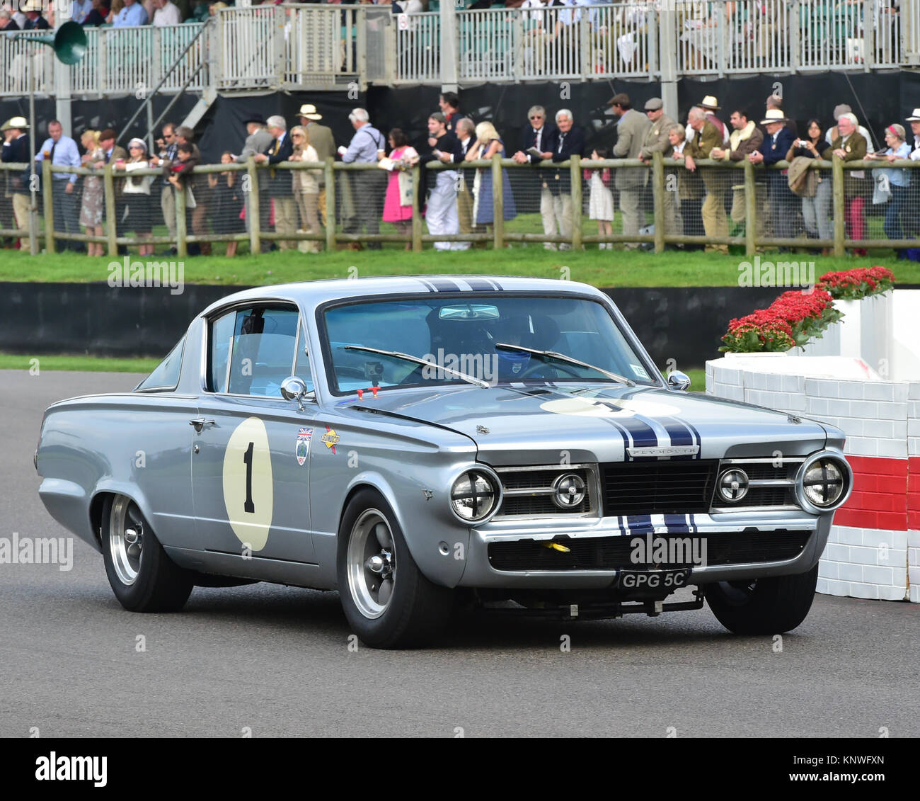Oliver Bryant Andrew Jordan Plymouth Barracuda Gpg5c Shelby