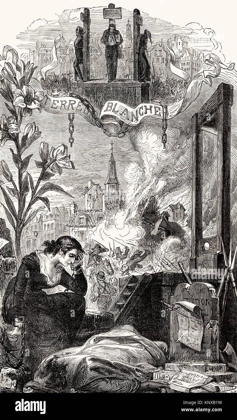 Briefe Von Napoleon : The return of napoleon stockfotos