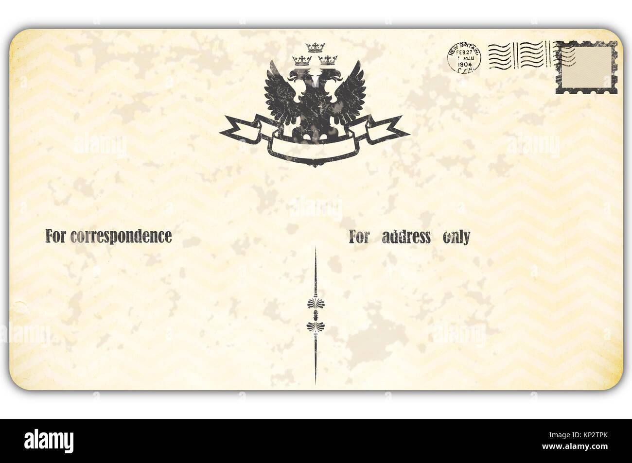 Nett Kostenlose Leere Postkarte Vorlage Fotos - Entry Level Resume ...
