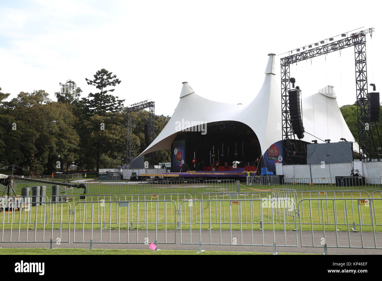 Carols In The Domain Stockfotos & Carols In The Domain Bilder - Alamy