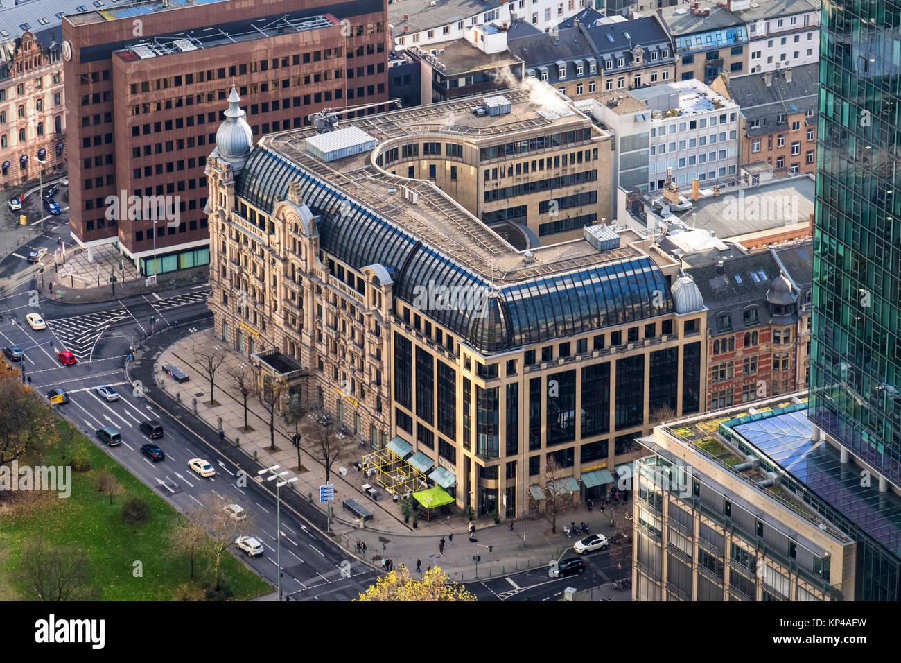 Frankfurt Deutschland Commerzbank Gebäude Historischen Alten Neo