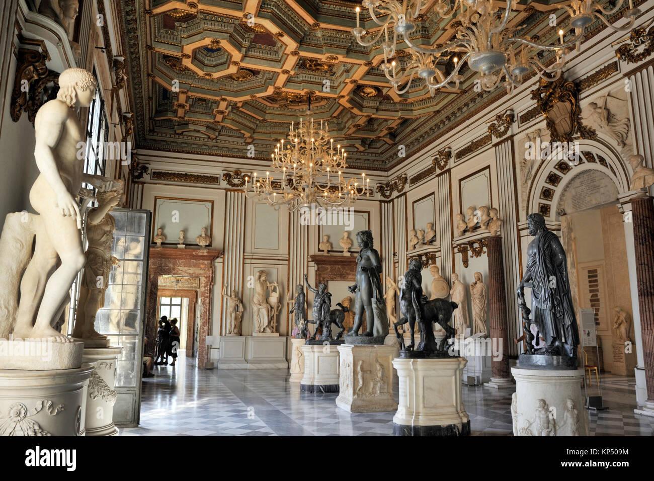 Kronleuchter Palazzo ~ Palazzo nuovo stockfotos & palazzo nuovo bilder alamy