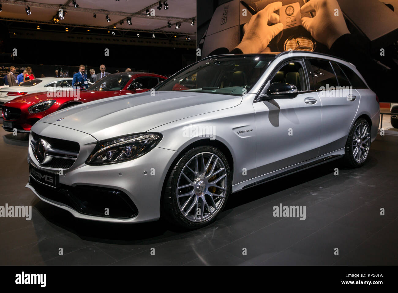 Mercedes C 63 Amg Stockfotos & Mercedes C 63 Amg Bilder Alamy