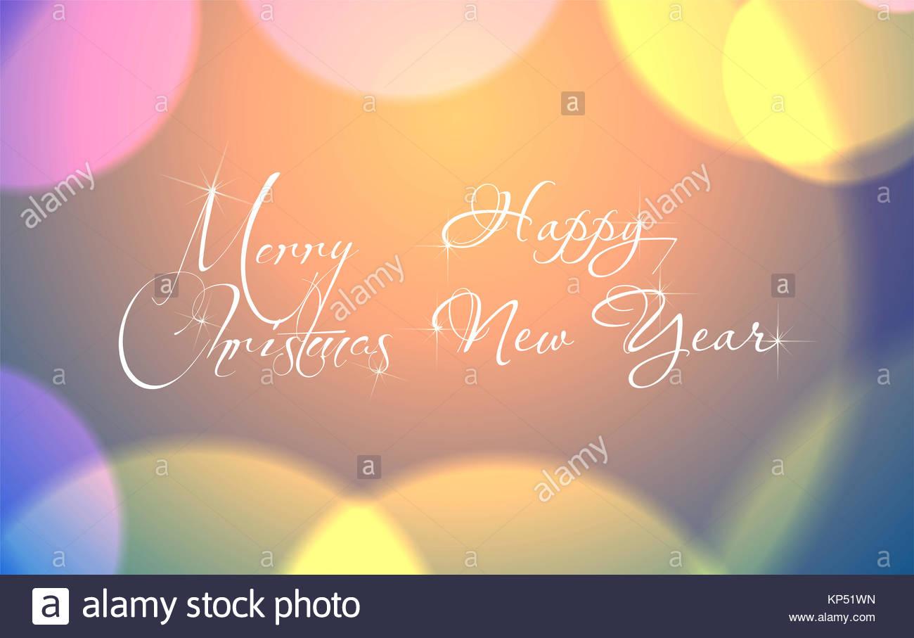 Weihnachten und Neujahr Weihnachten Hintergrund, Licht, Sterne ...