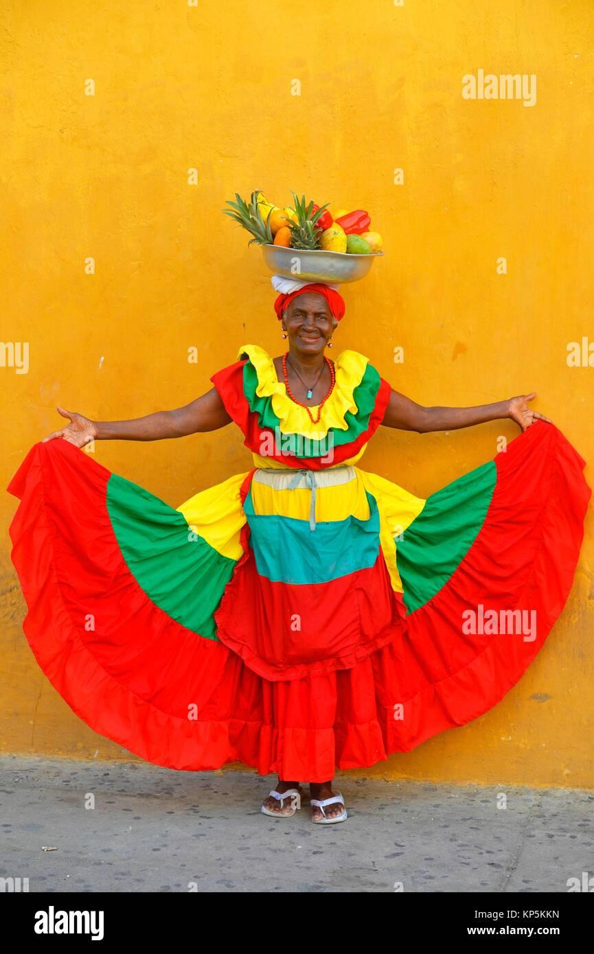 Heiße Kolumbianische Latina