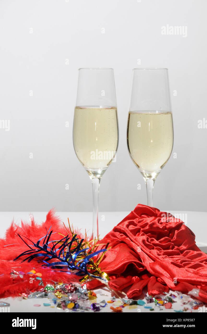 sekt silvester neujahr sektgl ser jubil um feier party geburtstag fasching fastnacht. Black Bedroom Furniture Sets. Home Design Ideas