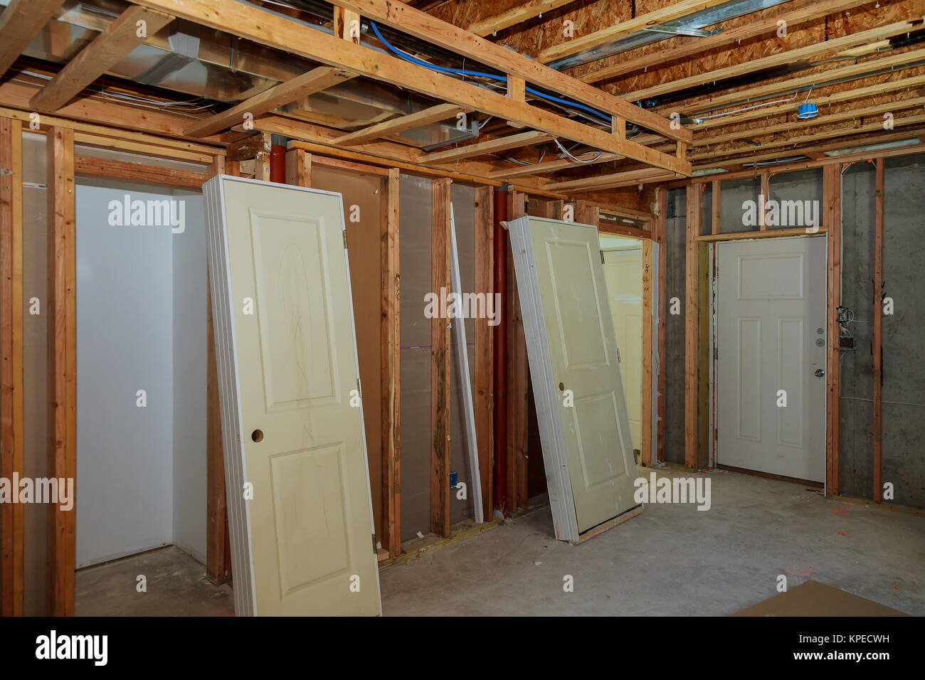 Apartment Installation Stockfotos & Apartment Installation Bilder ...