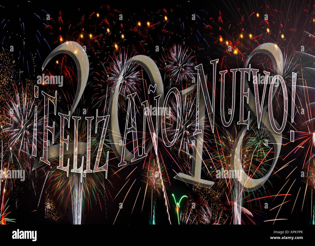 Englisch Neujahrsgrüße Stockfotos & Englisch Neujahrsgrüße Bilder ...