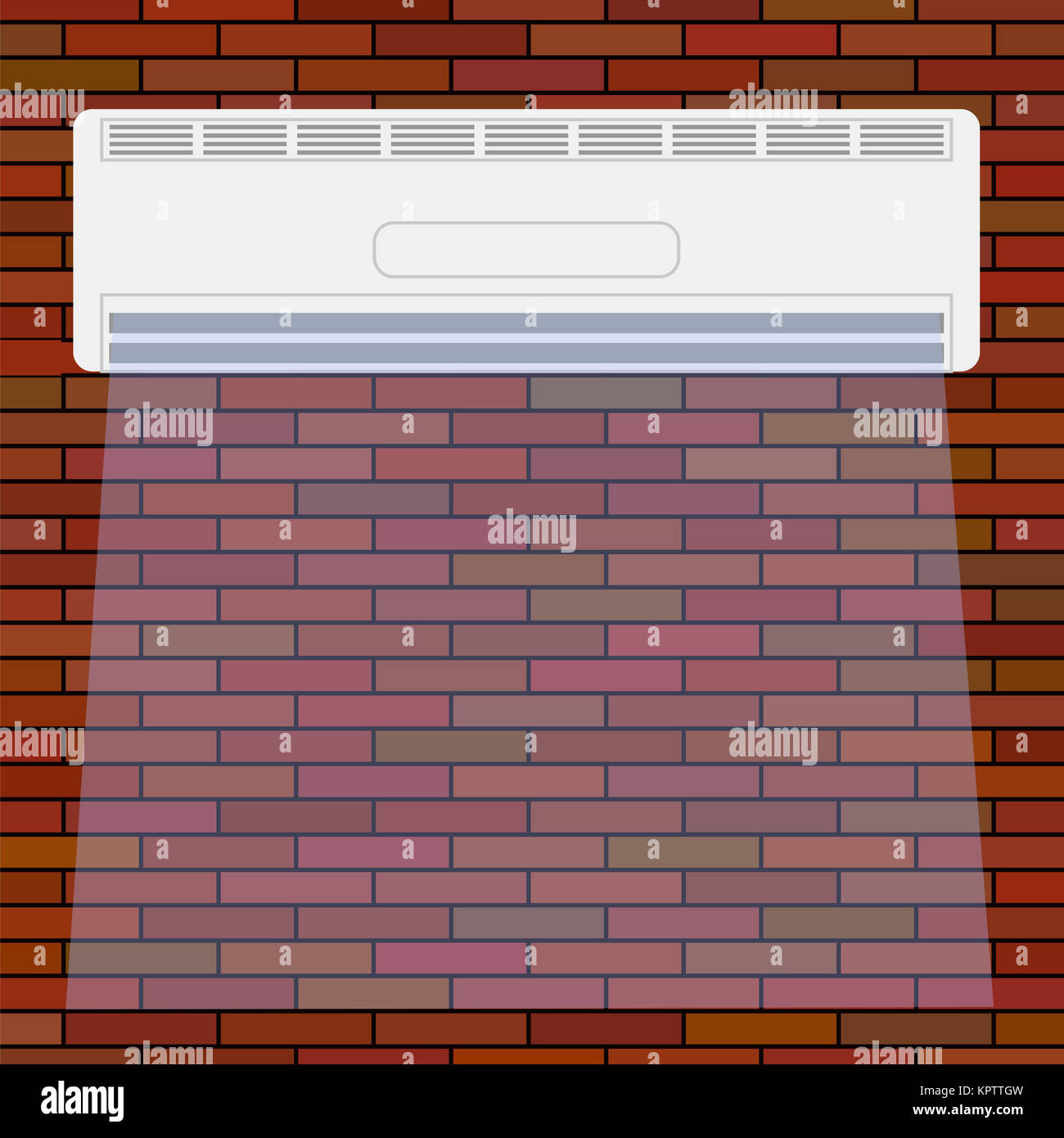 Air grille stockfotos air grille bilder seite 2 alamy for Wand klimaanlage